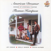 »American Dreamer: Songs of Stephen Foster«
